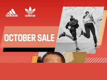 ลดทั้งร้าน! adidas ลดราคา พบกับไอเทมสปอร์ตสุดฮิต ลดทุกชิ้น 40%
