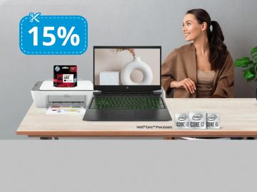 โค้ดส่วนลด HP ลดทั้งร้าน ทุกคำสั่งซื้อ ประหยัด 15% กดรับรหัสได้ที่นี่!